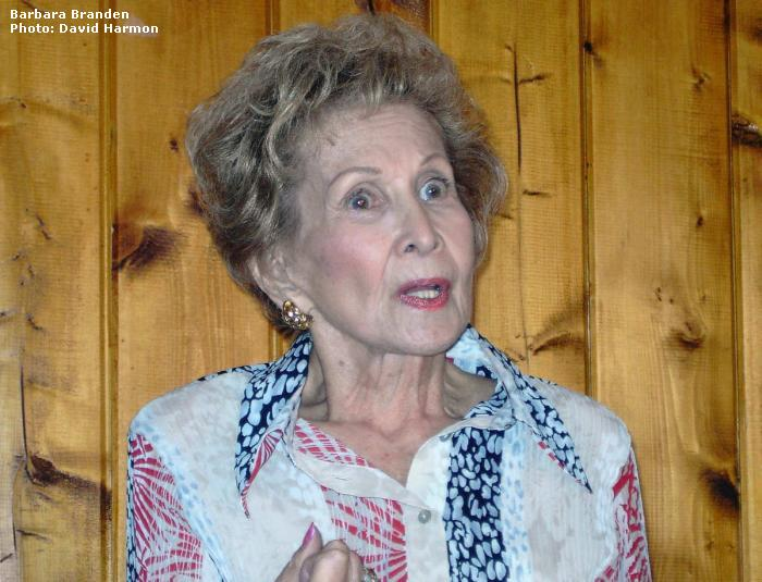 Barbara Branden Net Worth